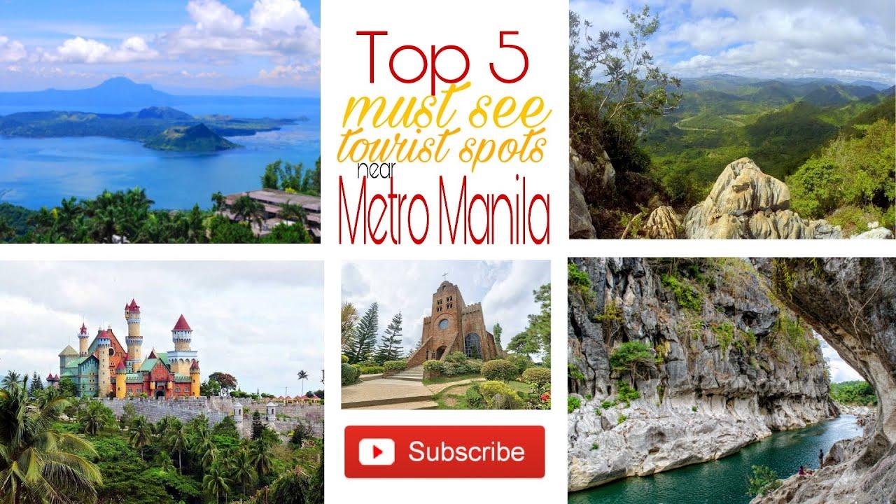 Manila tourist spot