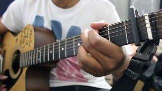 Yahin Hoon Mai | Ayushmann Khurrana | Guitar Chords Lesson