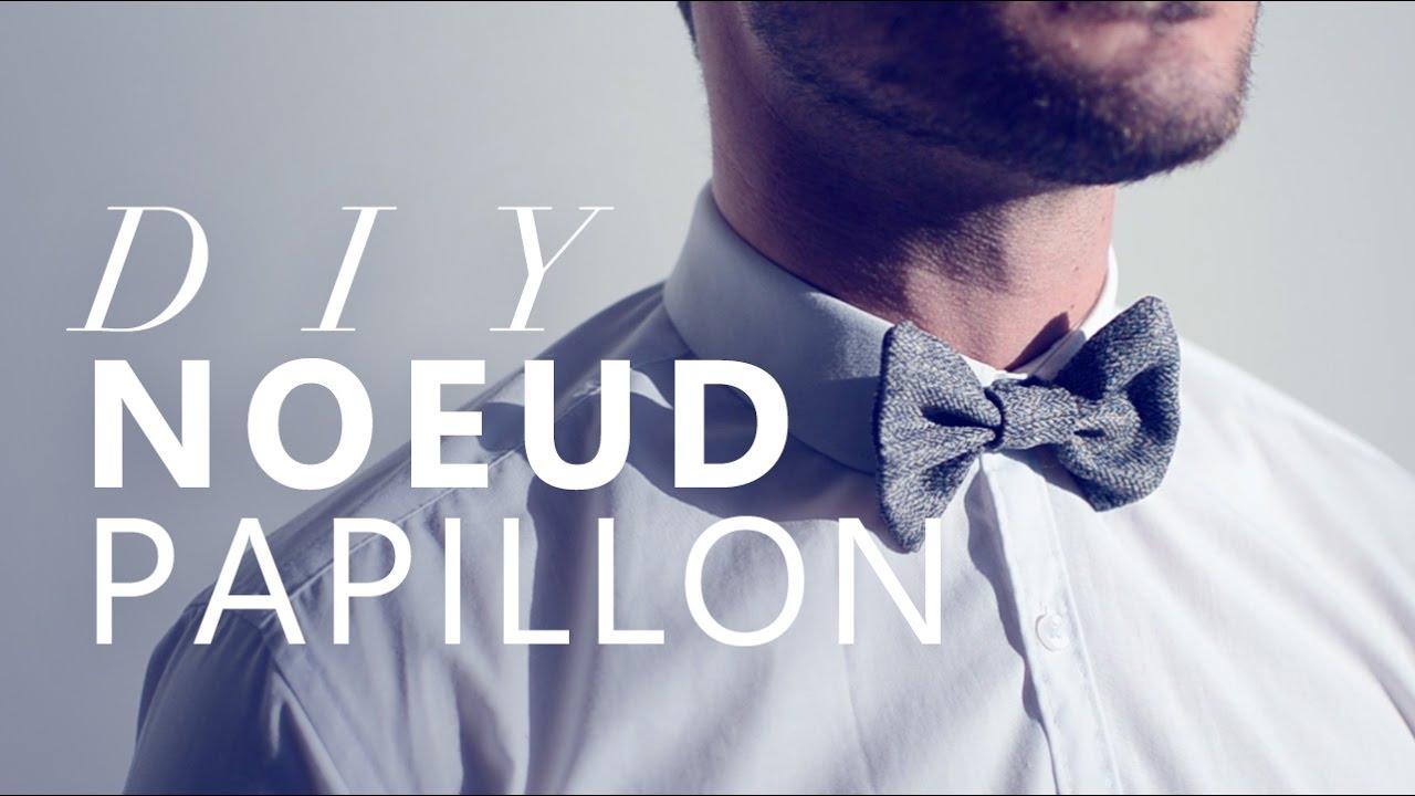 prix officiel mode de vente chaude soldes JOUR 9 : TUTO NOEUD PAPILLON FACILE - EASY BOW TIE DIY