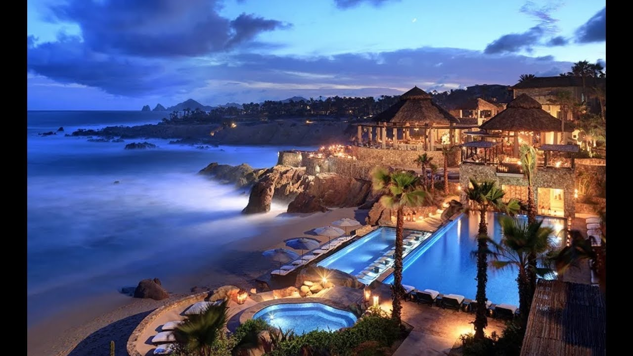 Cabo San Lucas Resorts >> Esperanza, Auberge Resorts Collection, Los Cabos - Resort & Residences overview - YouTube