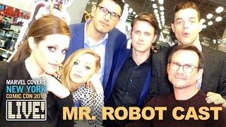 The Cast & Crew of