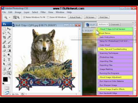 Adobe Photoshop Basics - with Scott Fresener Part 1 of 3
