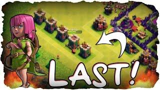 King Level 10 Test! | CLASH OF CLANS #059 | Der letzte Bogenschützenturm! (Deutsch)