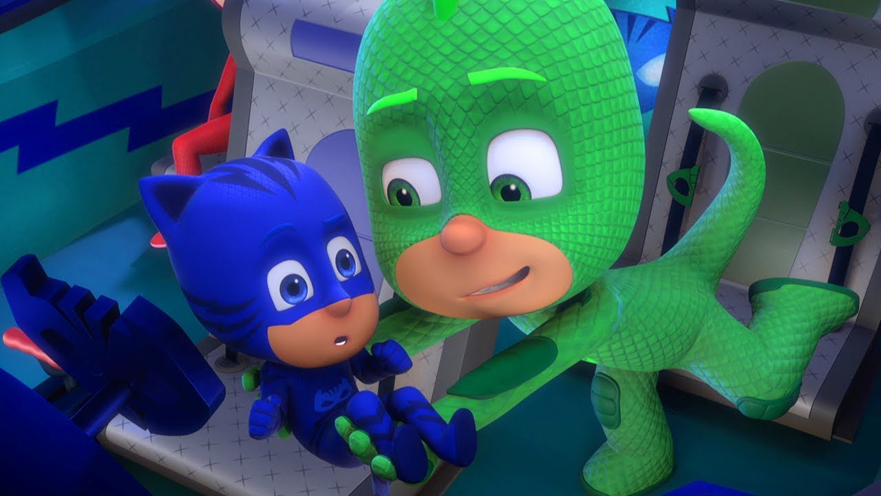 Pijamaskeliler Türkçe | Kahraman olma zamanı! 1 | Klip Derlemesi | çizgi filmleri çocuklar için