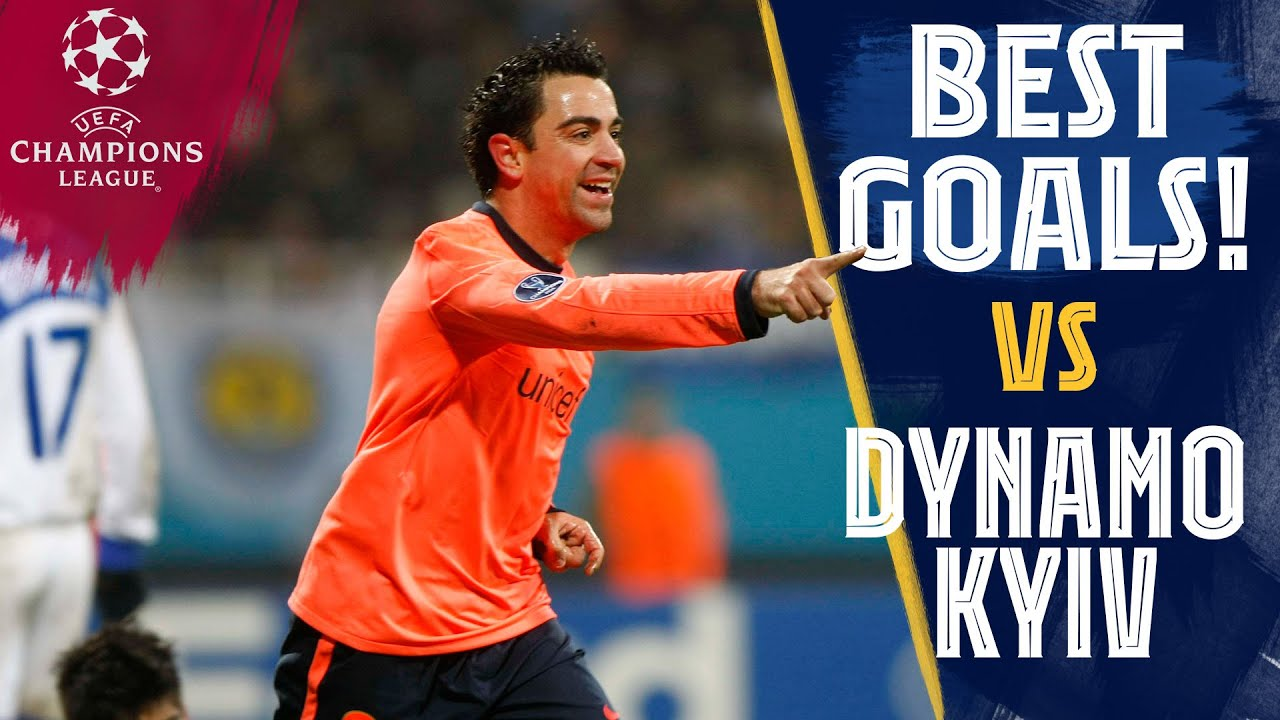 messi xavi koeman best goals vs dynamo kyiv youtube messi xavi koeman best goals vs dynamo kyiv