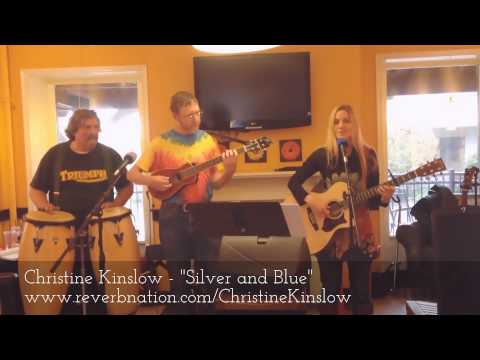 Silver and Blue at Saxby's Open Mic