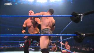 Edge, Alberto Del Rio, Big Show, Kane & Rey Mysterio vs. Nexus: SmackDown, November 5, 2010
