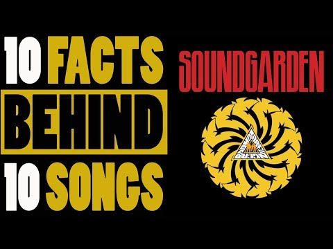 10 Facts behind 10 Soundgarden songs