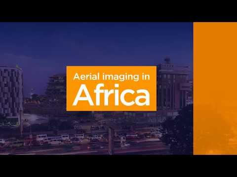 Soko Aerial - Enterprise Aerial imaging in Africa  by Design