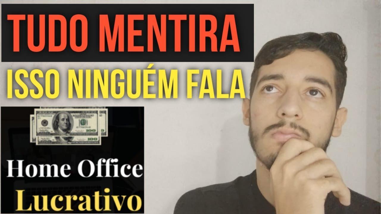 home office lucrativo