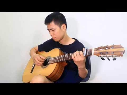 Thay Tôi Yêu Cô Ấy (Thanh Hưng) Guitar Solo (Demo)