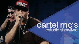"""""""5 estrelas"""" - Cartel MCs ao vivo no Estúdio Showlivre 2014"""