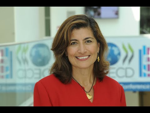 Interview With Gabriela RAMOS - OECD