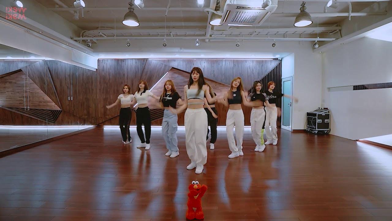 "[MIRRORED] Weki Meki 위키미키 - ""OOPSY"" Mirrored Dance Practice 안무영상 거울모드"
