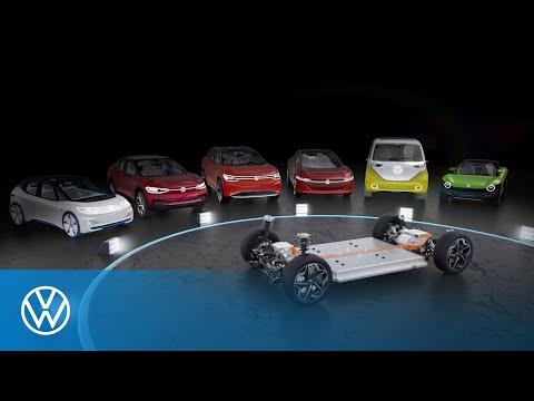 Architektur und Funktionen des MEB-Chassis von Volkswagen für die ID. Familie