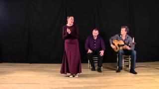 Montar y accompañar un baile por soleá por bulerías: Montaje de la primera letra