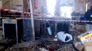 قتلى ومصابون إثر انفجار في فولغوغراد