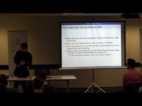 SIM card protocol tracing using Osmocom SIMtrace - Harald Welte