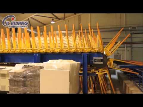 Polyurethane Sandwich Panel Production Line (Machines)