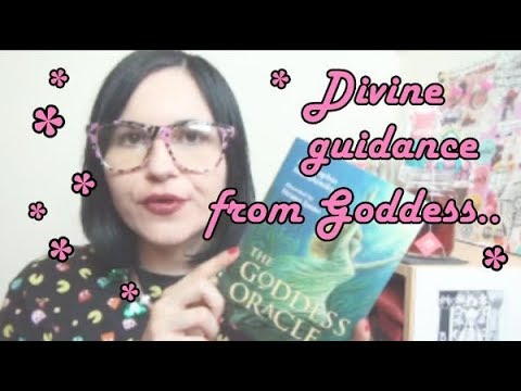 The Goddess Oracle | Unboxing And First Impressions
