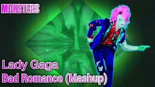 Bad Romance (Monsters Mashup) by Lady Gaga