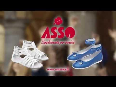 best website d421a 5e543 Scarpe Asso per bambini: canzone pubblicità - Canzoni e ...