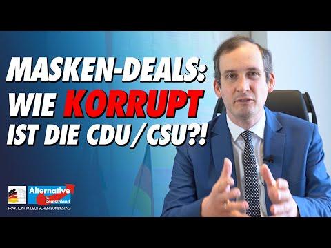 Masken-Deals: Wie korrupt ist die CDU/CSU wirklich?