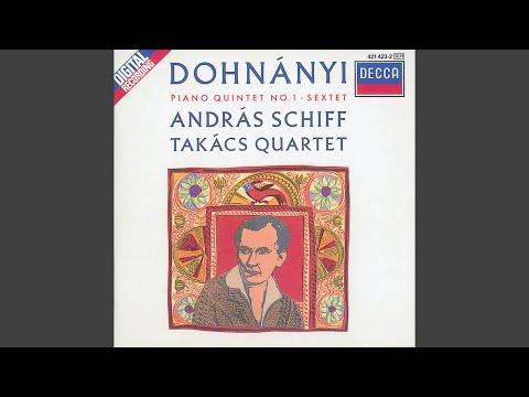 Dohnányi: Quintet in C minor for piano, 2 violins, viola & cello, Op.1 - 2. Scherzo: Allegro...