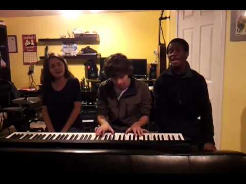 Canadas Got Talent Audition   Konah Sayana & Garrett  Original Song Tonight