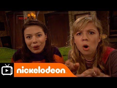 iCarly | iScream on Halloween | Nickelodeon UK