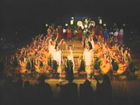 1997 Punahou School Holoku Pageant (May 10, 1997)