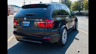 LOWERING A BMW X5 ///M !!!