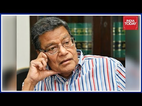 Exclusive | Attorney General, K.K Venugopal On Judicial Crisis To India Today