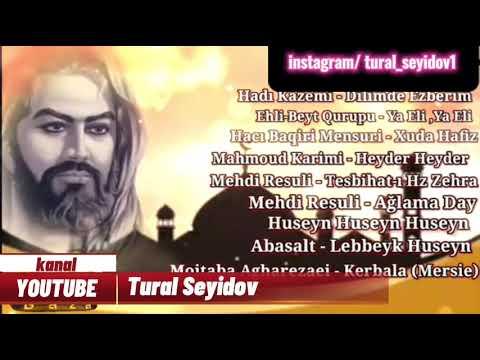 Seyyid Taleh - Men agliram, balam gulur - Eli Esger mersiyyesi - 3D animasiya - 2020