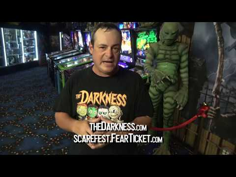 The Darkness Horror Party Room And Gift Store