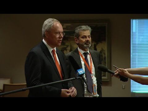The Netherlands on DR Congo - Media Stakeout (11 October 2018)