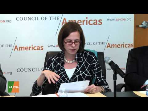Asian Energy Investment in the Americas
