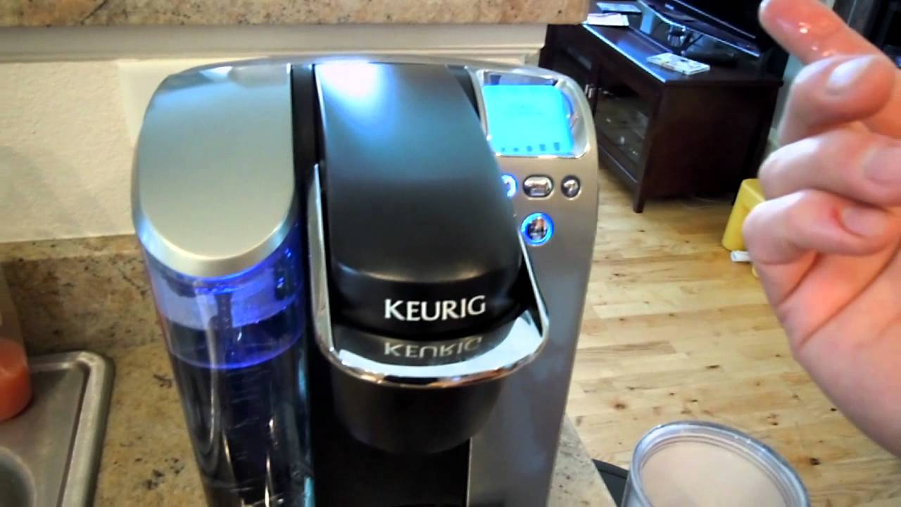 Keurig Coffee Maker Quit Working No Power : Keurig B70 Platinum Review - YouTube