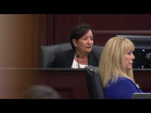 RAW VIDEO: Emotional testimony from medical examiner in Cherish Perrywinkle trial