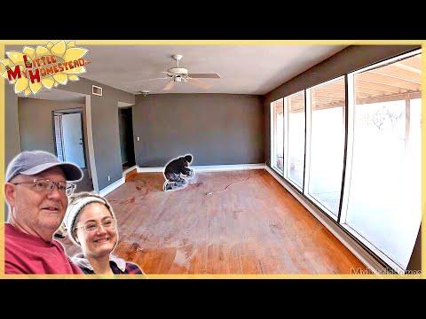 how-we-became-mortgage-free,-restore-wood-floor-&-garen-&-ellie-are-back!-|-weekly-peek-ep220