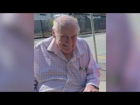 Elderly man left on stretcher for 3 days in B.C. hospital