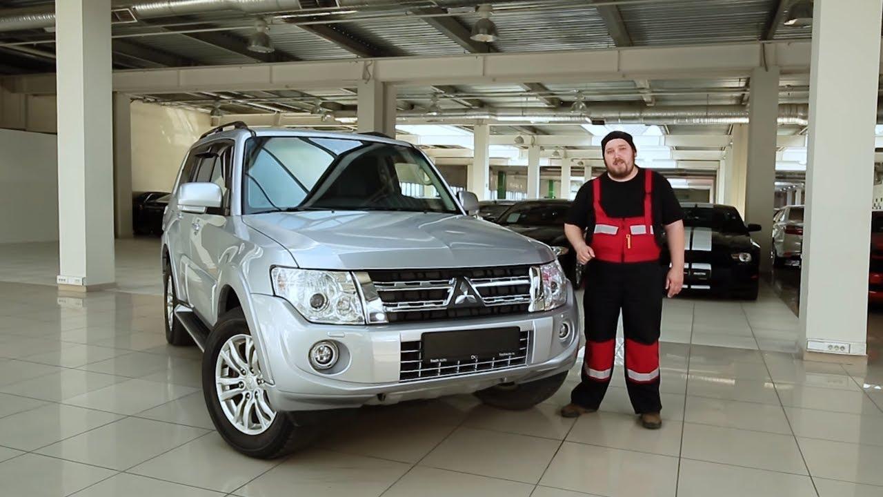 Mitsubishi Pajero 2013. Стоит ли брать? | Подержанные автомобили