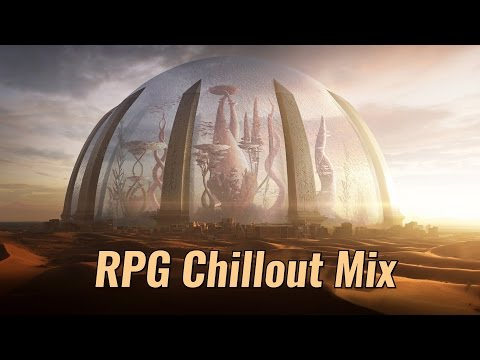 RPG Chillout Music Mega Mix