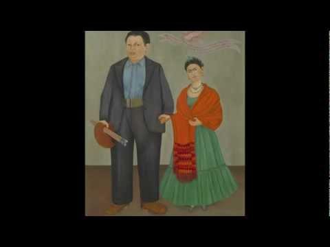 Frida Kahlo, Frieda And Diego Rivera