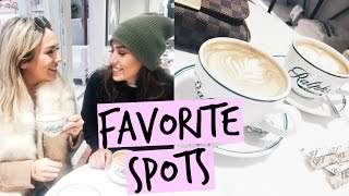 FAVORITE SPOTS IN NYC + BUYING SNAPCHAT SPECTACLES