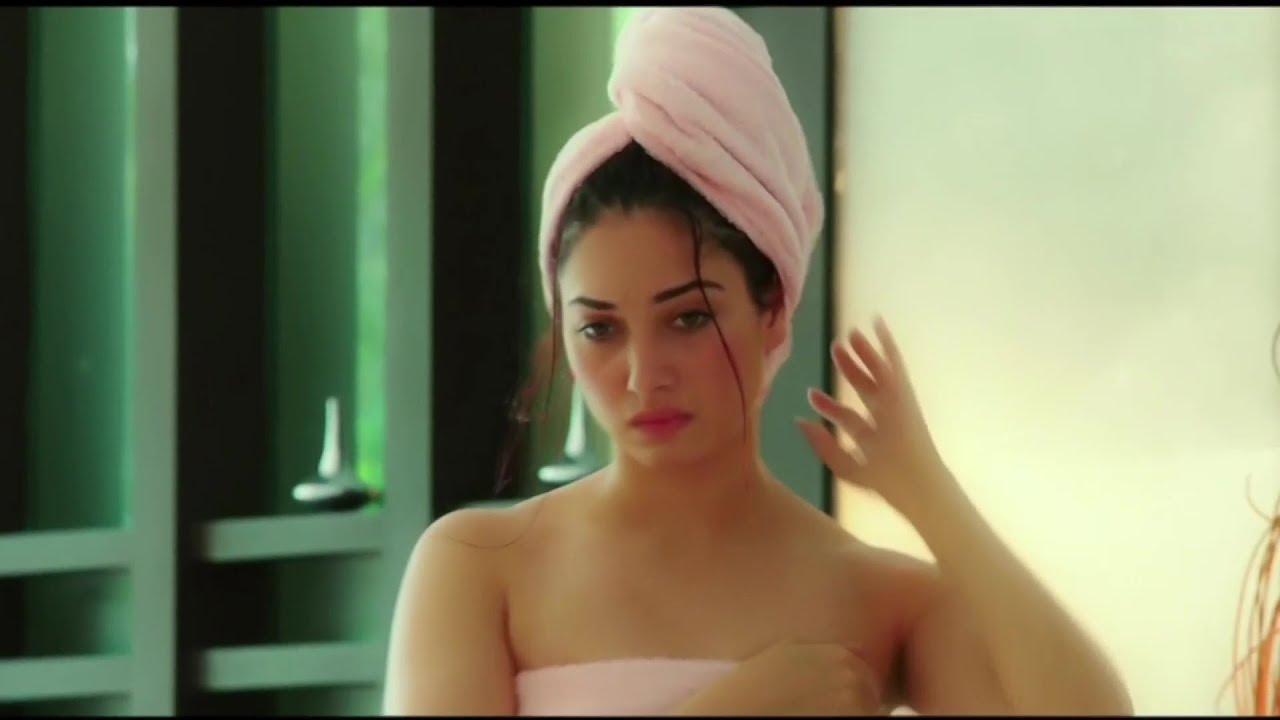 South indian girls in towel bathing dress