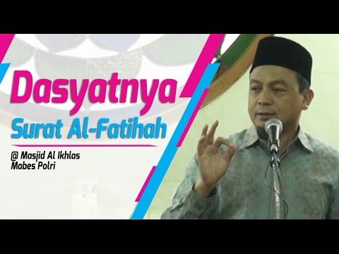 Dahsyatnya Surat Al Fatihah   Ust. Bachtiar Nasir