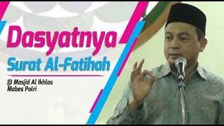 Dahsyatnya Surat Al Fatihah | Ust. Bachtiar Nasir
