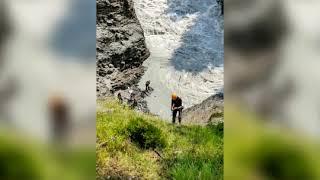 about a lost boy in Svaneti region of Georgia