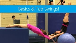 Basics, Drills & Skills » Tap Swings!
